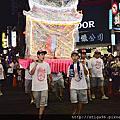 2015雞籠中元祭放水燈遊行