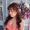 婚紗造型實作