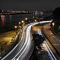 2010-8-10 夜拍關渡橋