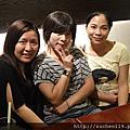 20120518三人歡聚麻布茶房
