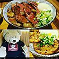 20151128滿燒肉丼食堂-逢甲店