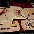 20161109自己的生日大餐自己訂夏慕尼-