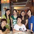 20090528有朋自香港來台中一日遊