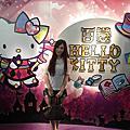 103.7百變hello Kitty 40週年特展-松山文創園區