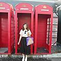 [旅遊]宜蘭新景點~四圍堡車站~哈利波特霍格華茲學院-宜蘭礁溪