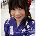 【OSAKA>> 八月最後的暑假】