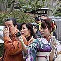2012.04.09 大阪萬博公園 醍醐寺 錦市場