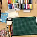 禪繞畫和諧粉彩課程