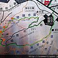[台灣]2012.03.06 台北市信義 虎山溪步道 虎山峰 奉天宮步道