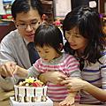 丸子兩歲生日
