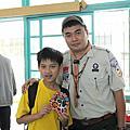 scouts-新竹市第45期幼童軍服務員木章基本訓練第二階段