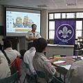 scouts-新竹市第2期行義童軍服務員木章基本訓練