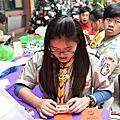scouts-2015歲末感恩餐會暨辭歲營火