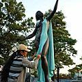 2012.01豐樂公園雕塑維護