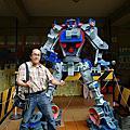 保麗龍機器人-原村109號