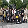 2013.10.22-25中日漆藝交流展於東京