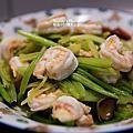 190401 【食譜 Camaron卡馬龍白晶蝦】來自厄瓜多肉質結實超大隻的蝦子來了~實用麻油蝦/芹菜蝦仁上場