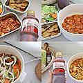 憶霖異國醬料_柚香和風醬_韓式辣醬