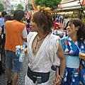 。2009麻布十番納涼祭り。