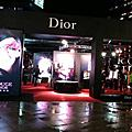 Rouge Dior 大型戶外活動