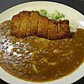 日式咖哩豬排飯 NT 150