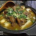 台北市中山區‧合江街車庫羊肉湯鍋