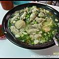台北縣永和市‧龜叟の什錦麵