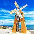 主題餐廳│北海岸下午茶‧石門旗艦會館-特色園區『荷蘭X風車』