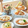 景觀餐廳│主題餐廳│北海岸下午茶‧石門旗艦會館-餐旅休憩『荷蘭包廂』
