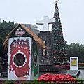 1001222~輔大建校50年聖誕布置