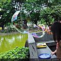 1010526~中山公園玩大泡泡