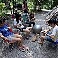 2014員工露營🌸🌻馬告的傳奇