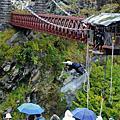 紐西蘭南島露營車之旅-Bungy in Queentown