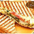 《台南》帕里諾咖啡 義式三明治 Panino cafe