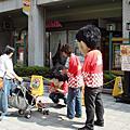 京阪神Day6~道頓掘的爭奇鬥豔....大阪再見!