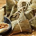 1405 端午素粽 野薑花粿粽