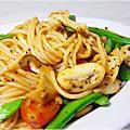 0911素食食譜-奶香茄汁義大利麵