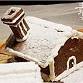 0912聖誕大餐系列-平底鍋做薑餅屋(人)
