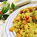 0912聖誕大餐系列-簡易版南瓜咖哩燉飯