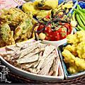 1002-素食年菜食譜-什錦蔬菜天婦羅