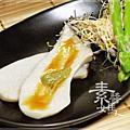 1002過年圍爐食譜-吉祥白玉鮑菇盤(杏鮑菇冷盤)