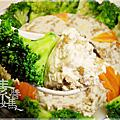1003-簡單家常菜-樹子蒸豆腐