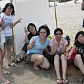 白沙灣beach