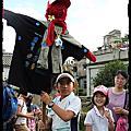 竹蜻蜓綠市集-稻草人製作