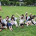 華山野餐去