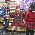 信義區聖誕拍拍