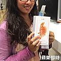 ★2015.10.09【I Phone 6S 玫瑰金小姐來我家,開箱文】★