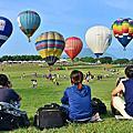 2012.8.4台東鹿野高台熱氣球+金針山