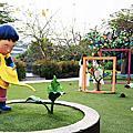南科湖濱雅舍幾米主題公園