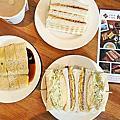 真芳-碳烤吐司/紅茶牛奶 民生店